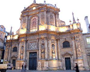 Bordeaux - Eglise Notre-Dame 1