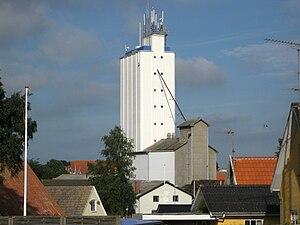 Klemensker - Klemensker's silo