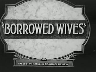 Borrowed Wives