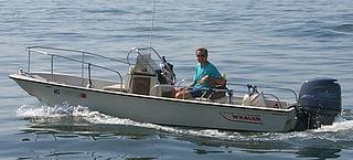 Boston Whaler company