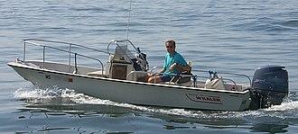 Boston Whaler - 17' Boston Whaler Montauk