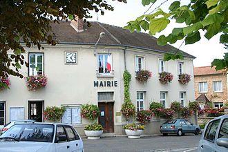 Bouafle - Town hall