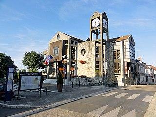 Bouffémont Commune in Île-de-France, France