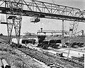 Bouw van de Coentunnel in Amsterdam-Noord ten oosten van de vlothaven, Bestanddeelnr 915-2509.jpg