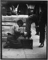 Bowery bootblack. New York City. - NARA - 523325.tif