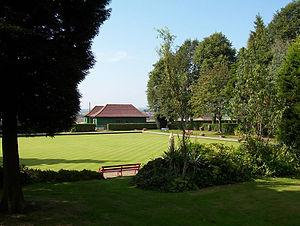 Oakdale, Caerphilly - Bowling Green