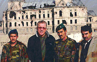 Behgjet Pacolli - Pacolli is also internationally known for his work to release UN hostages being held in Afghanistan.