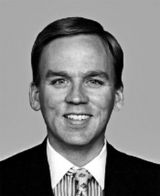 Brad Carson - Brad Carson's official photo as a Member of Congress
