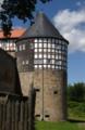 Breitenbach am Herzberg Burg Herzberg Wohnturm S.png