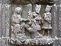 Breizh 29 - ar merzher salaun - porched iliz sant salaun 08.JPG