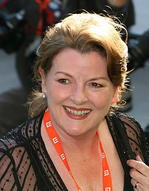 Brenda Blethyn - Blethyn at the 43rd KVIFF in 2008