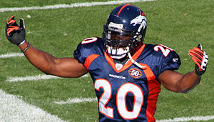 Brian Dawkins - Brian Dawkins in 2009 with the Broncos.