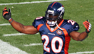 Brian Dawkins - Dawkins in 2009 with the Broncos