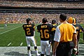 Brian St. Pierre and Charlie Batch 2007.jpg