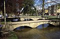 Bridges at Bourton-on-the-Water - geograph.org.uk - 453746.jpg