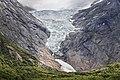 Briksdalsbreen in Briksdalen, Sogn og Fjordane, Norway, 2013 June - 2.jpg