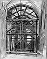 Britannica Shoring of the Presbytery, Interior, Winchester Cathedral Restoration.jpg