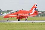British Aerospace Hawk T.1W 'XX310' (35618634875).jpg