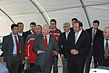 British Ambassador in Turkey visits Syrian refugee camp. (8559690070).jpg
