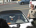 Britney Spears car october 2007.jpg