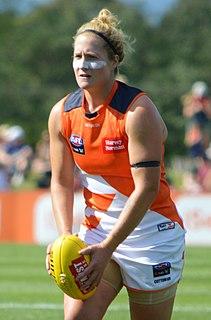 Britt Tully Australian rules footballer