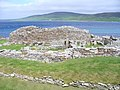 Broch of Gurness and Eynhallow Sound - geograph.org.uk - 488645.jpg