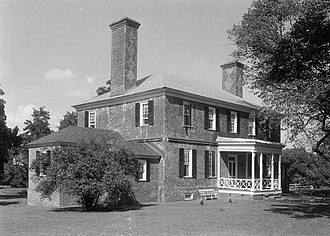 National Register of Historic Places listings in Essex County, Virginia - Image: Brooke's Bank, U.S. Route 17 vicinity, Loretto vicinity (Essex County, Virginia)