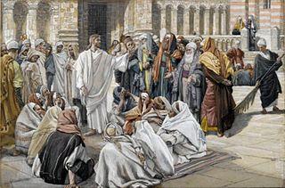 Les pharisiens questionnent Jésus