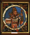 Brooklyn Museum - Tupac Yupanqui, Eleventh Inca, 1 of 14 Portraits of Inca Kings - framed.jpg