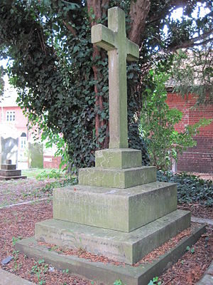 Thomas William Brotherton - Gravestone of General Sir Thomas Brotherton