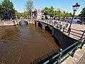 Brug 38 en brug 39 bij de Reguliersgracht over de Keizersgracht foto 1.JPG