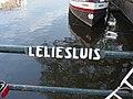 Brug 61, Leliesluis, in de Leliegracht over de Prinsengracht.JPG