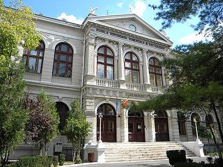 Școala comercială Mityukov