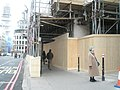 Building site in Gracechurch Street - geograph.org.uk - 642448.jpg