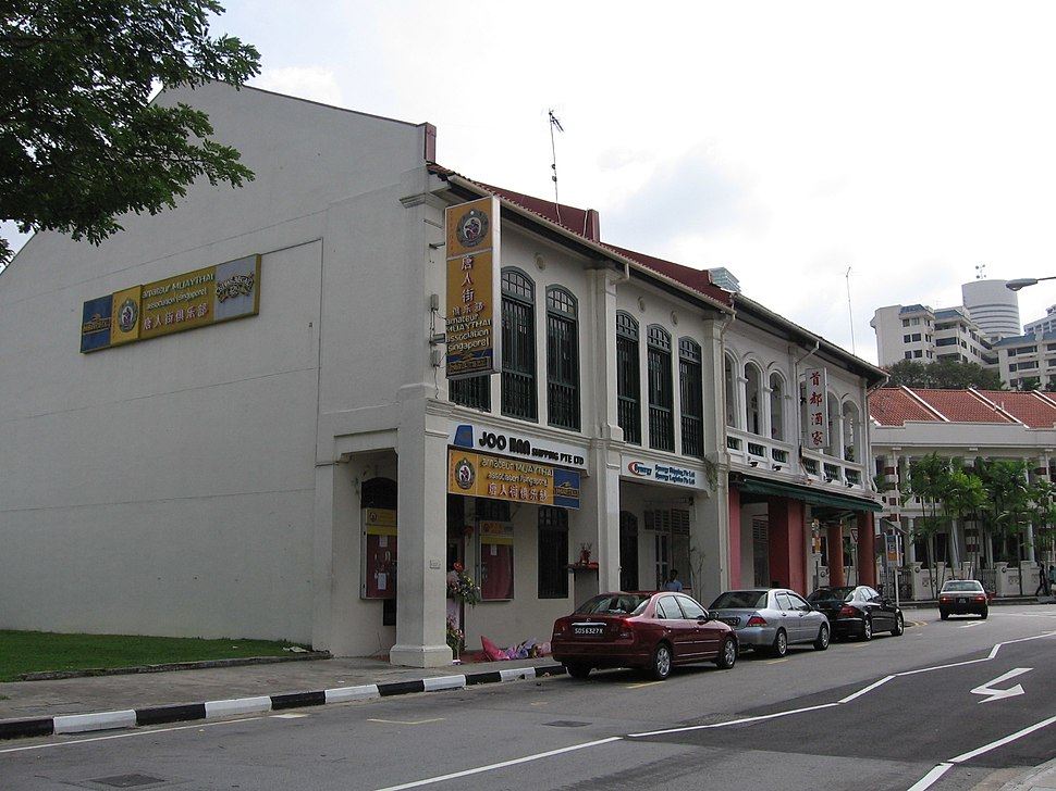 Bukit Pasoh Road, Dec 05