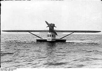 Dornier Delphin - Delphin III in 1928