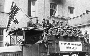 Stoßtrupp-Hitler - Image: Bundesarchiv Bild 146 1973 026 43, Kapp Putsch, München