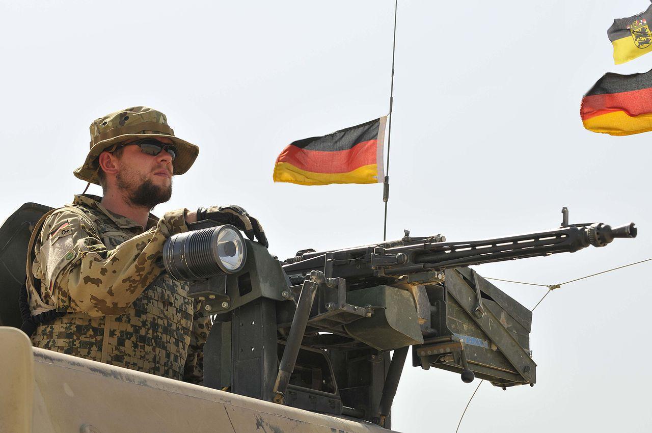 Bundeswehr in Afghanistan, August 2011.jpg