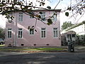 Burdette CarrolltonNOLA Hampson Apartments Side Old Garage.JPG