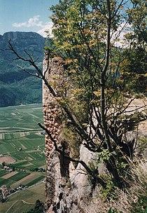 Burgruine Greifenstein 1997.jpg