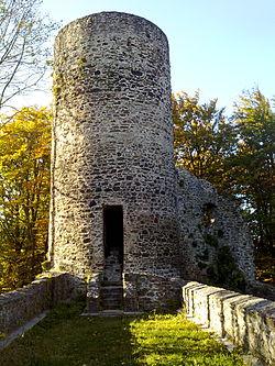 Burgruine Lichtenegg Rimbach Bayerischer Wald.jpg