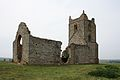 Burrow Mump ruins from NNE.jpg