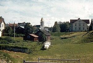 Burträsk - Burträsk in 1949