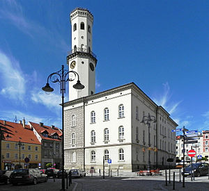 Bystrzyca Kłodzka - City hall