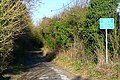 Byway to the downs - geograph.org.uk - 1149846.jpg