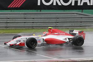 César Ramos - César Ramos at the 2011 Nürburgring World series by Renault round