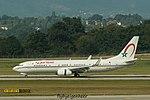 CN-MVI Boeing B737-8KB BBJ B738 - Maroco Government (29878688591).jpg