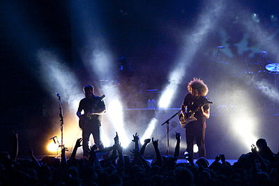 Picture of a band or musician: Coheed And Cambria