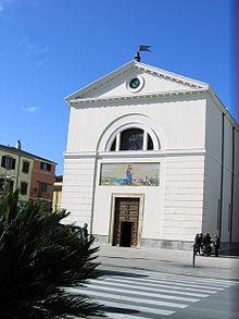 Chiesa della Beata Vergine della Consolata.