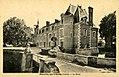 CP Château du Bruel. Marcilly-en-Villette, Loiret, France.jpg